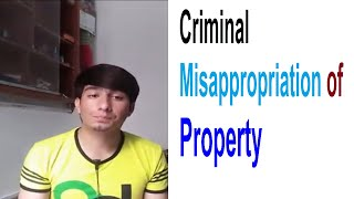 Section 403 Of Pakistan Penal code | Criminal Misappropriation of Property Offences against Property