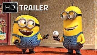 Ich - Einfach Unverbesserlich 2 Trailer 2 German Deutsch Full HD 2013 | Minions