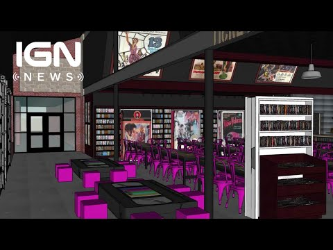 New Alamo Drafthouse Video Store Offers Unlimited Free Rentals - IGN News