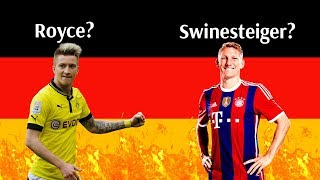 How To Pronounce German Football Players' Names