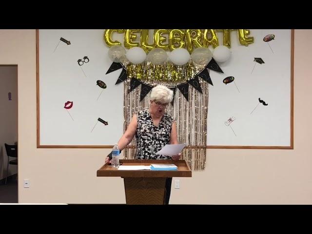Sunday School 6/28 Feast with Wisdom - Evangelist Sandra Canela