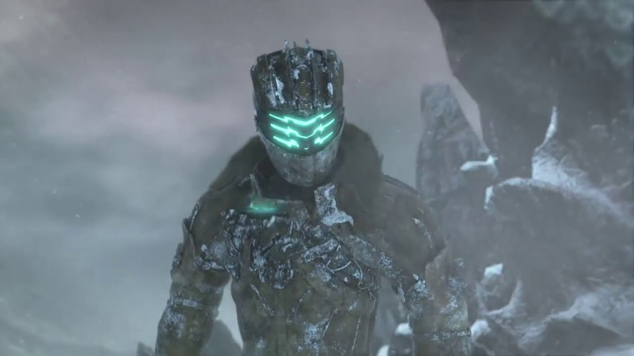 Dead Space 3 Official Trailer   Re work Sound Design by Andrew Sprrw