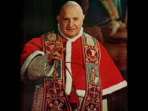Encyclical of Pope John XXIII - Mater et Magistra (On Christianity And Social Progress)