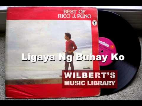 LIGAYA NG BUHAY KO  Rico J. Puno