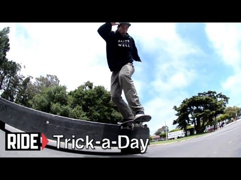 How-To Skateboarding: Backside Tailslide With Adrian Williams