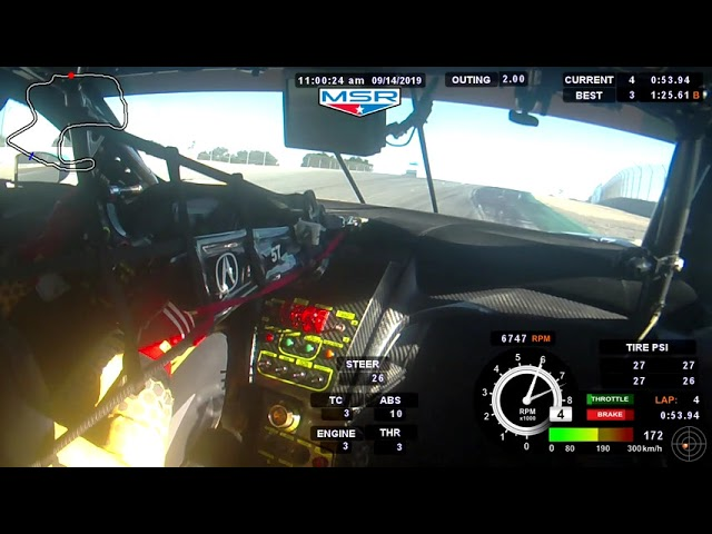 A Lap Around WeatherTech Raceway Laguna Seca - Motor Informed