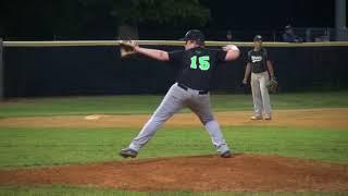 Zebulon vs. Wendell Middle School baseball