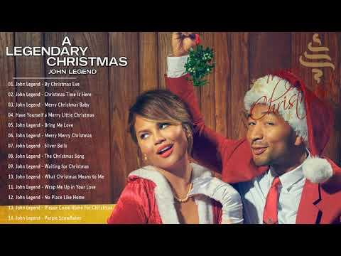John Legend Full Album Christmas 'A Legendary Christmas'  New Playlist 2018 - 2019 Mp3