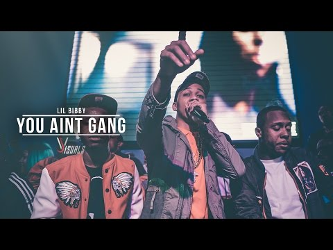 "Lil Bibby ""You Ain't Gang""  (Live In Chicago)  Shot By @JVisuals312"