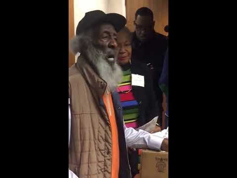 Dick Gregory (NEW!!!!!)  February  17, 2017