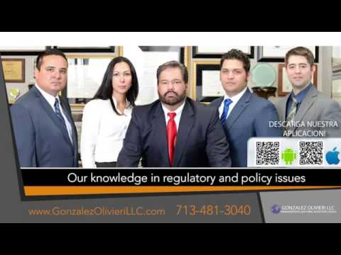 Immigration Attorney Houston TX - Gonzalez Olivieri, LLC