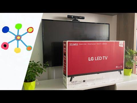 LG 32LM550BPLB (HD Game LED TV)