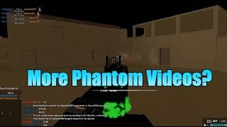 Roblox Phantom Forces Mini Channel Update