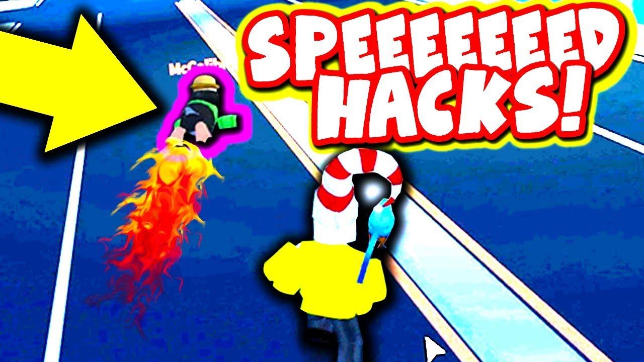 Speed Hacks In Roblox Jailbreak Youtube