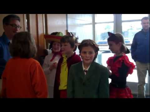 Odyssey Of The Mind Independence Charter School Pre-competition