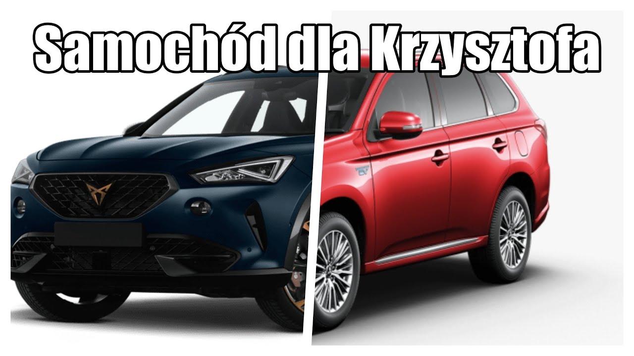 Samochód dla Krzysztofa - Ania i Marek Jadą
