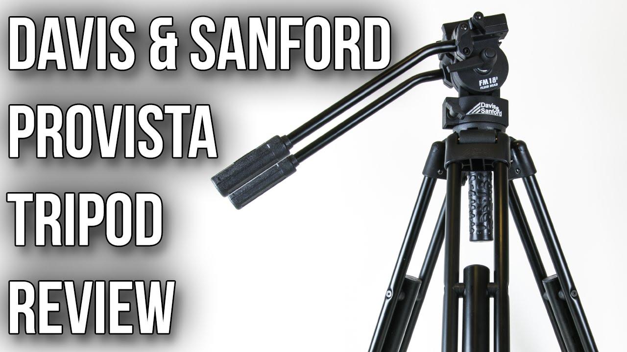 Davis /& Sanford PROVISTA18 Tripod with FM18 Head
