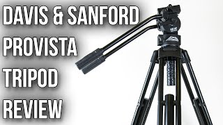 Davis & Sanford Provista 7518 Tripod with FM18 Head Review