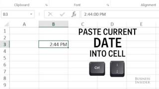 6 little known Excel shortcuts that will impress your boss