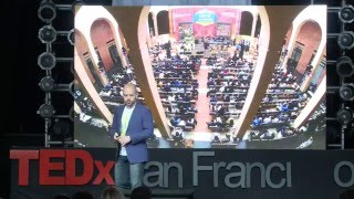 Time to be more culturally fluid | Vitaly Golomb | TEDxSanFrancisco