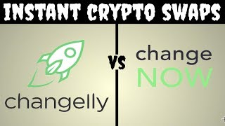 changeNOW vs Changelly  Better way to swap cryptocurrency