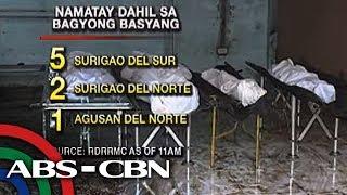 TV Patrol: 9 patay sa hagupit ng bagyong 'Basyang'