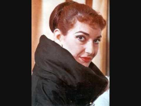 Maria Callas - Bel Raggio Lusinghier - Semiramide Live 1956
