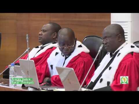 Procès Hissein Habré | Jugement De Mahmat Togoï Pour Troubles à L'audience (16/09/2015)