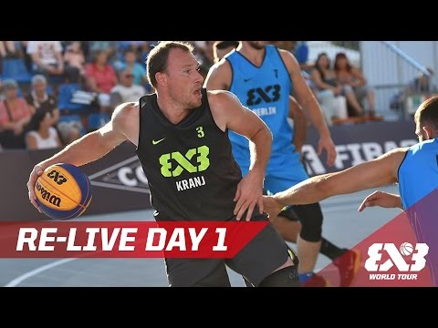 Re-Live - Day 1 - Debrecen - 2016 FIBA 3x3 World Tour