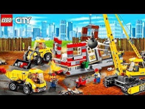 Dessin anim sur lego voiture de police camion de pompiers constructeurs police de lego - Lego camion police ...