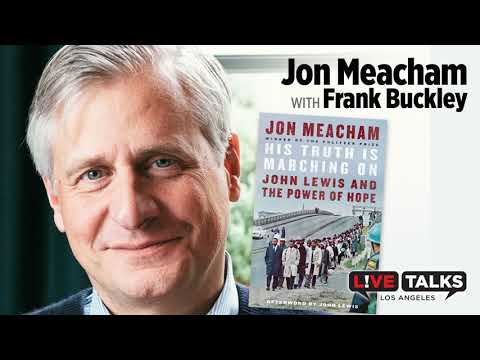 Jon Meacham in conversation with Frank Buckley at Live Talks Los Angeles