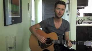Ed Sheeran - Lego House - Acoustic Cover - Andrew Allen
