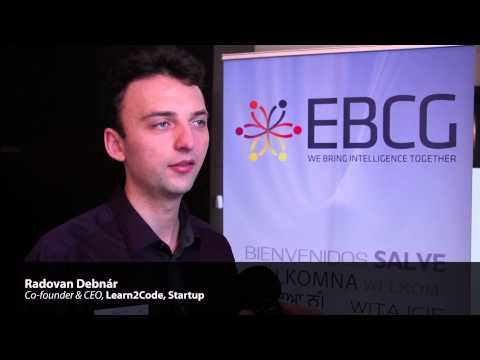 Radovan Debnár Interview | CFO Fórum Slovensko 2014, Bratislava