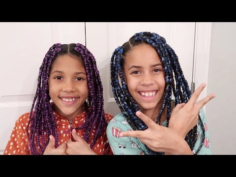 I Let My Kids Have Color Hair!