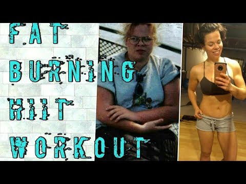 HIIT WORKOUT FOR WEIGHT LOSS- FAT BURNING No Equipment