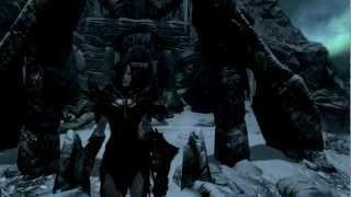 Skyrim - Sexy Daedric Armor + Tera Mod