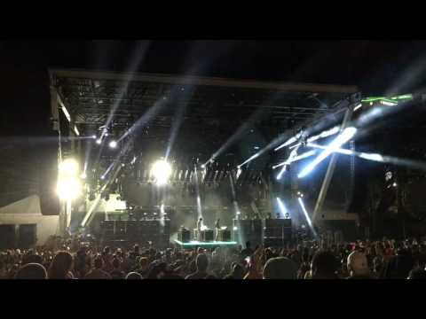 Justice at Ultra Music Festival 2017 - Live Stage