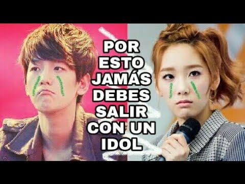 Idol revela el por qu no salir con los idols youtube for Idea casa latina