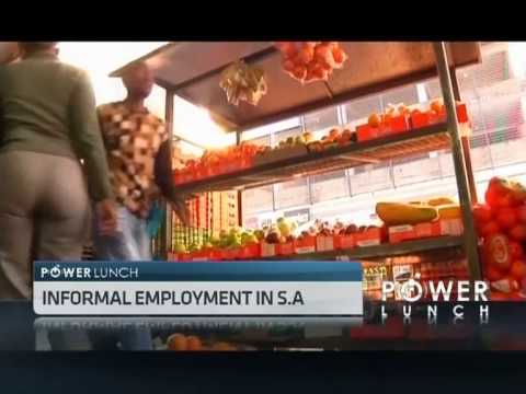 Informal Employment in South Africa