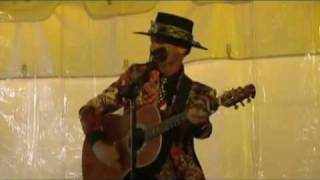 Juicy Lucy Hoochie Coochie Malibu Surfer Girl Blues by ROBERT L SANDERS IN A CARNIVAL TENT