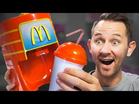 Download Youtube: McDonald's Mcflurry Machine! | 10 Crazy eBay Items