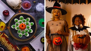 Get a Jump on Halloween with these 5 Creative Halloween Hacks! | Decor & Costumes by Blossom