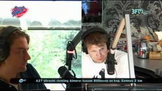 3FM Coen en Sander Show NOS op 3 Miljoenennota