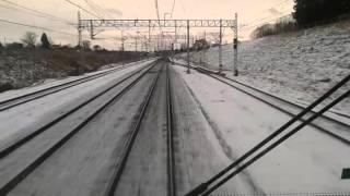 Мстинский мост из кабины ЭП2К(Мстинский мост из кабины электровоза ЭП2К., 2016-02-04T13:58:10.000Z)