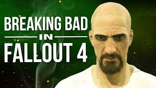 Breaking Bad in Fallout 4 Во все тяжкие в Fallout 4