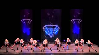 BAD ROMANCE - Dance Creations [Coeur d