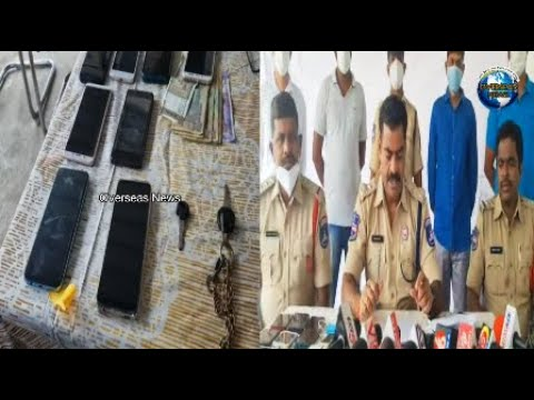 Six Held for Robbery, Police Recovered 11 Phones, Cash & 2 Bikes Under Bachupally PS Limits in Hyd