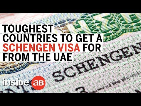 The Best Way To Get A Schengen Visa In The UAE