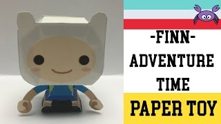 How to Make a Finn