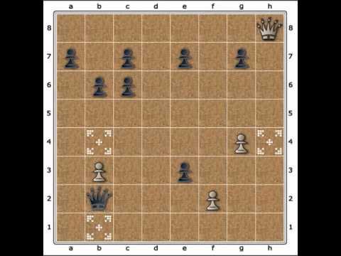 Altı hamleli oyun.  No- 71_80.